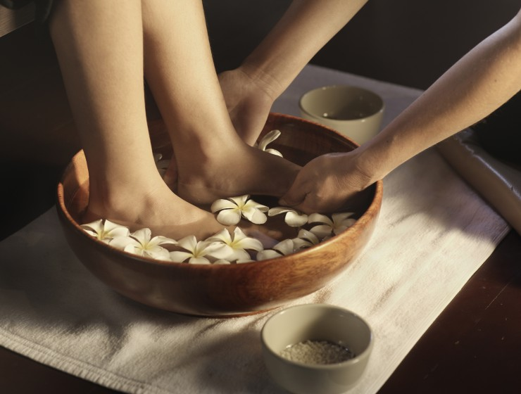 FOOT THERAPY ROOM, Body Spa in Kolkata