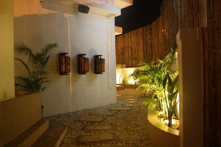 EXTERIOR, Spa in India